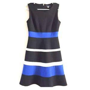 Tommy Hilfiger Part Dress Color Block Size 4